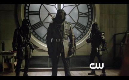 League of Assassins Arrow