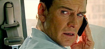 Michael Fassbender The Counselor