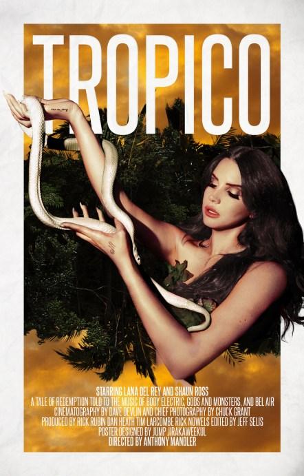 Tropico short film poster
