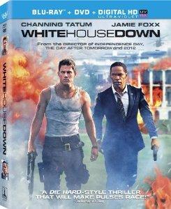 White House Down Blu-ray