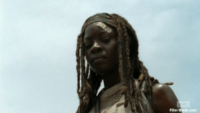 Danai Gurira The Walking Dead Too Far Gone