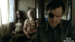 David Morrissey Scott Wilson Danai Gurira The Walking Dead Too Far Gone
