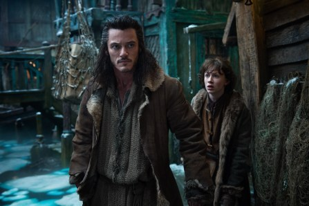 Luke Evans The Hobbit The Desolation of Smaug