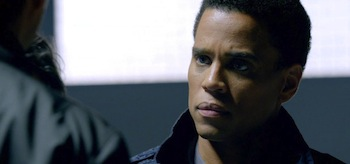 Michael Ealy Almost Human