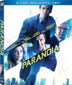 Paranoia Bluray