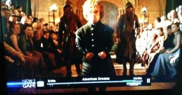 Peter Dinklage Tyrion Lannister Trial Game of Thrones Season 4