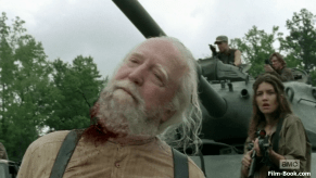 Scott Wilson Neck Sliced The Walking Dead Too Far Gone