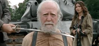 Scott Wilson The Walking Dead Too Far Gone