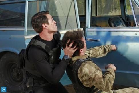Brett Dalton Agents of S.H.I.E.L.D. The Magical Place