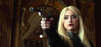 Amber Heard 3 Days to Kill