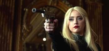 Amber Heard 3 Days to Kill