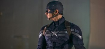 Chris Evans Captain America: The Winter Soldier