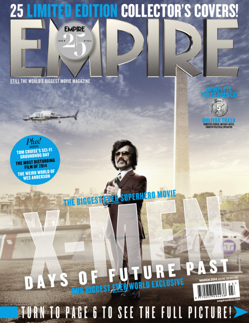 X-Men: Days of Future Past Empire cover 05 Bolivar Trask