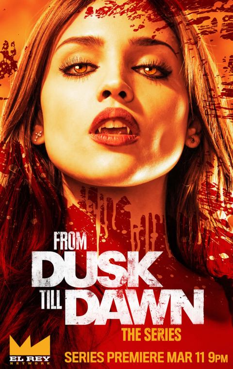 From Dusk Till Dawn The Series TV show poster