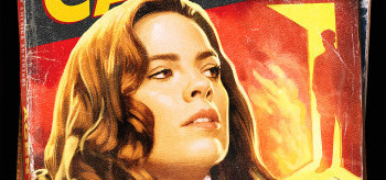Hayley Atwell Marvel One-Shot Agent Carter