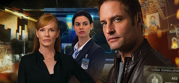 Josh Holloway Meghan Ory Marg Helgenberger Intelligence