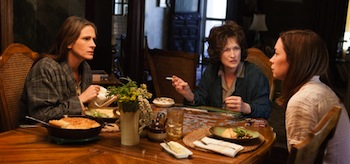 Julia Roberts Julianne Nicholson Meryl Streep August Osage County