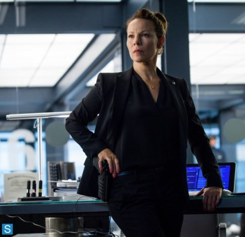 Lili Taylor Almost Human: You are Here