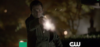 Sean Maher Arrow Blast Radius