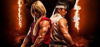 Christian Howard Mike Moh Street Fighter: Assassin's Fist