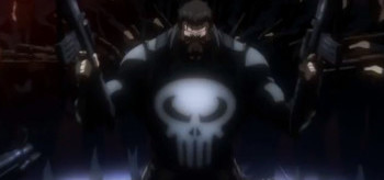 The Punisher Avengers Confidential: Black Widow & Punisher