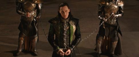 Tom Hiddleston Thor: The Dark World