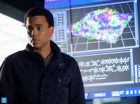 Michael Ealy Almost Human Perception