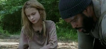Brighton Sharbino Chad L. Coleman The Walking Dead Inmates