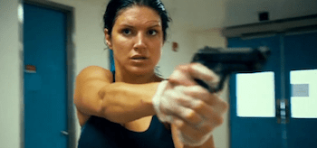 Gina Carano In the Blood