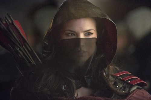 Katrina Law Arrow Heir to the Demon