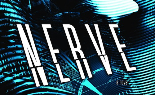 Nerve Novel Cover