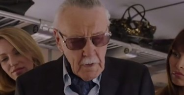 Stan Lee Agents of S.H.I.E.L.D. T.R.A.C.K.S.