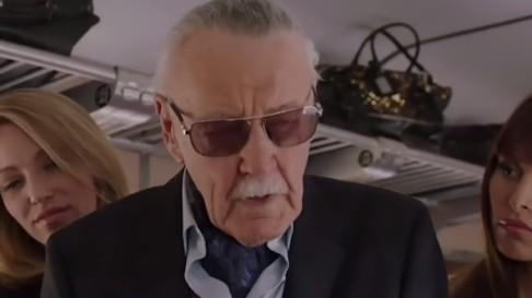 Stan Lee Agents of S.H.I.E.L.D. T.R.A.C.K.S.