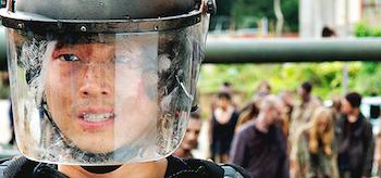 Steven Yeun The Walking Dead Inmates