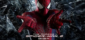 The Amazing Spider-Man 2 Movie Banner