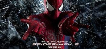 The Amazing Spider-Man 2 Movie Banner