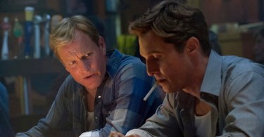 Woody Harrelson Matthew McConaughey True Detective Who Goes There