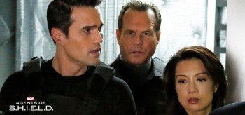 Brett Dalton Bill Paxton Ming-na Wen Agents of S.H.I.E.L.D. T.A.H.I.T.I.