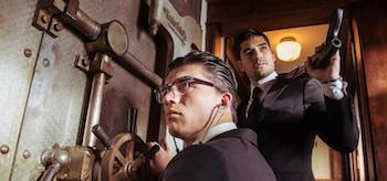 DJ Cotrona Zane Holtz From Dusk Till Dawn The Series