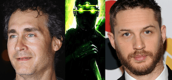Doug Liman Tom Hardy Splinter Cell