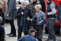 Joss Whedon Aaron Taylor-Johnson The Avengers Age of Ultron