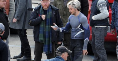 Joss Whedon Aaron Taylor-Johnson The Avengers Age of Ultron
