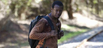 Lawrence Gilliard Jr The Walking Dead Alone