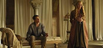 Nikolaj Coster-Waldau Lena Headey Game of Thrones Season 4