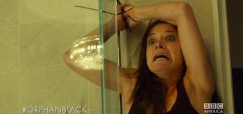 Tatiana Maslany Orphan Black Season 2