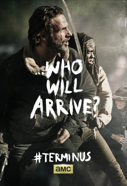 The Walking Dead A Who will Arrive?