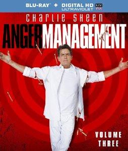 Anger Management Season 3 Bluray