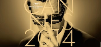 Cannes Film Festival 2014 Poster