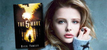 Chloe Moretz The 5th Wave Cover