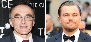 Danny Boyle Leonardo DiCaprio